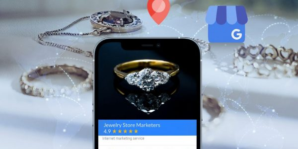 gmb boosting tips for jewelry stores rings